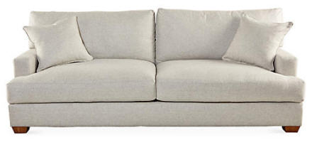Logan 84 Inch Sleeper Sofa